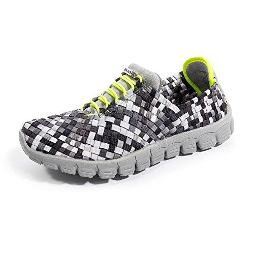 Zee Danielle Grey Black Multi Women's Alexis Sneaker FqErFR