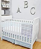 American Baby Company Cotton Percale Crib