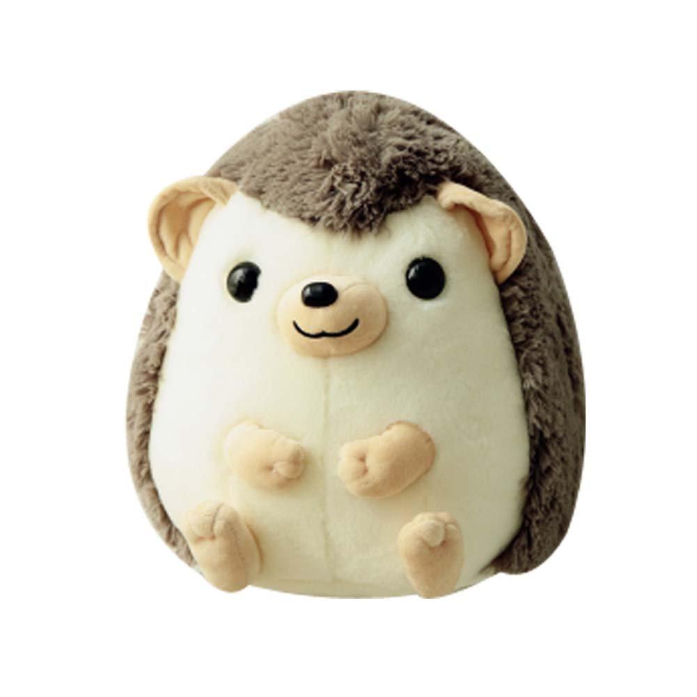Koala Superstore Piccola Bambola di Hedgehog Peluche Simulazione Cuscino Cuscino per Dormire Grande Regalo Grigio