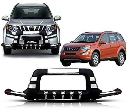 Autopearl Car Front Guard For Mahindra Xuv 500 Amazon In Car