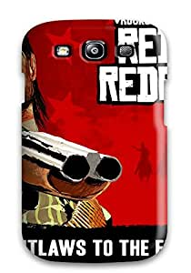 Elliot D. Stewart's Shop Hot 1356046K79690165 Defender Case With Nice Appearance (red Dead Redemption) For Galaxy S3
