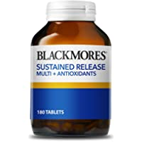 Blackmores Sustained Release Multi + Antoxidants  (180 Tablets)