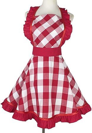 Robe Tablier Tablier Femme Tablier De Cuisine En 100 Coton
