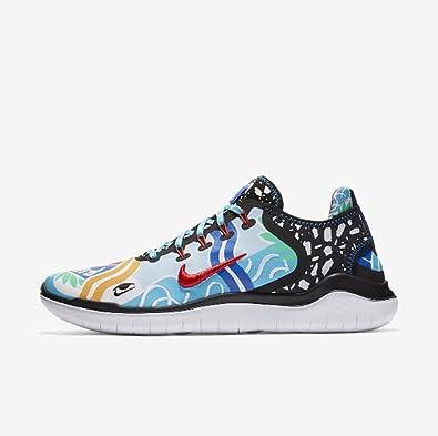 ed74c65ddd0 Amazon.com  Nike Free Rn 2018 T-Shirt Mens Ah3966-104 Size 12  Shoes