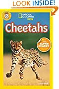 #9: National Geographic Readers: Cheetahs
