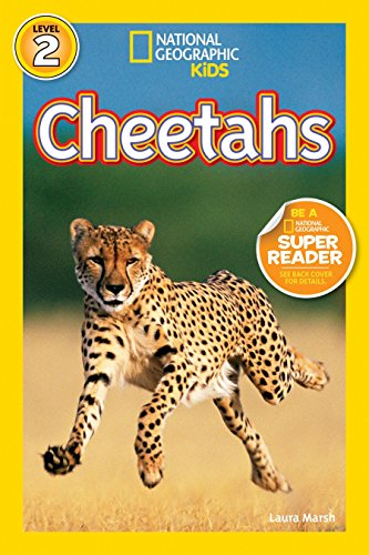 Kids Cheetah - National Geographic Readers: Cheetahs