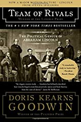 Winner of the Lincoln PrizeAcclaimed historian Doris Kearns Goodwin illuminates Lincoln's political genius in this highly original work, as the one-term congressman and prairie lawyer rises from obscurity to prevail over three gifted rivals o...