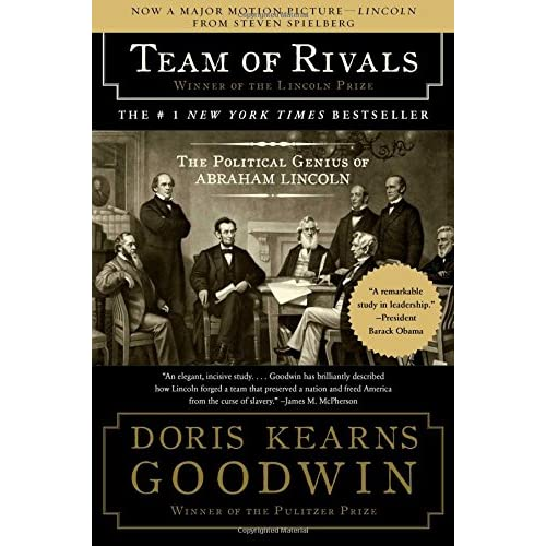 team of rivals the political genius of abraham lincoln pdf