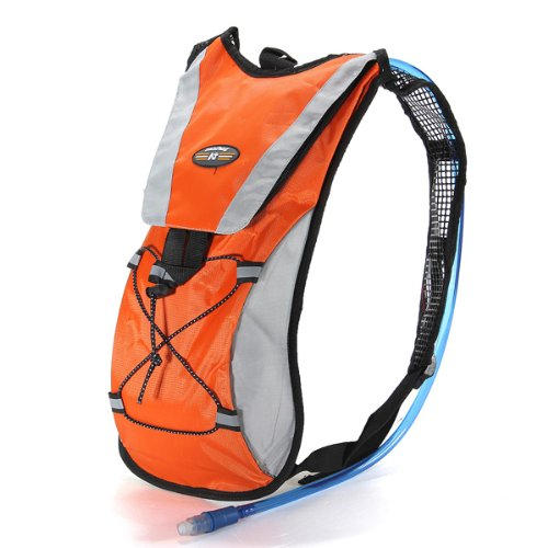Hydration Pack Water Rucksack Backpack Bladder Bag With CampingForFoodies Desert Hiking Tips And Techniques For Beginners To Have Confidence With The Proper Gear, Boots, Clothing, First Aid And Hiking Essentials