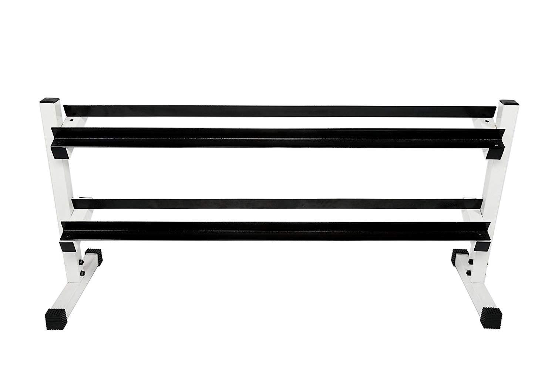 Ader 2 Tier 60'' Dumbbell Rack by Ader