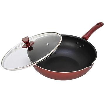 CHAOXG Cacerola Antiadherente para la Cocina Menos Aceite ...