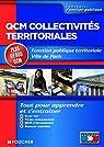 QCM collectivités territoriales par Barussaud