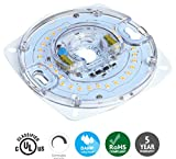 """Silverlite 4"""",17W,5000K,1300LM,120V,CRI80,Dimmable"""