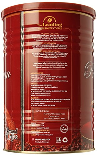 Trung Nguyen Vietnamese coffee - 15 oz can by Trung Nguyen (Image #4)