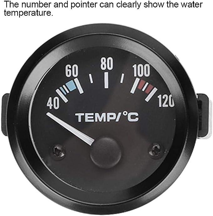 Led Wassertemperatur Messgerät Für Autos Digital Led Universal 2 Zoll 52 Mm Auto