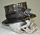 Metal Head Top Hat