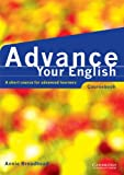 Advance Your English Coursebook, Annie Broadhead, 052159779X