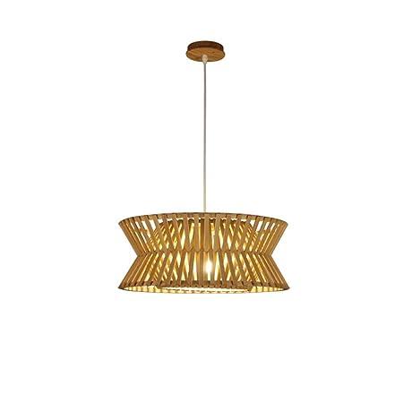 Clickkkkk Hecho a Mano Rota luz Pendiente Moderna de la lámpara de ...