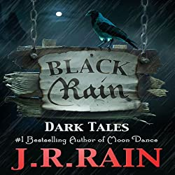 Black Rain: 15 Dark Tales