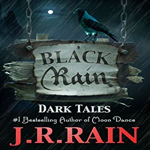 Black Rain: 15 Dark Tales Audiobook