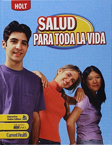 Lifetime Health: Student Edition, Spanish 2009 (Spanish Edition)