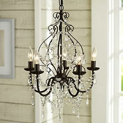 Aero Snail North American Country Style Crystal Chandelier Lighting Metal Pendant Lamp¡