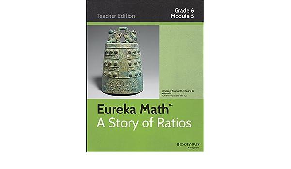 Amazon.com: Eureka Math, A Story of Ratios: Grade 6, Module 5 ...