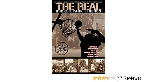 Amazon.com: Watch Real: Rucker Parks Legends | Prime Video