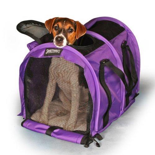 Purple Sturdi Products SturdiBag Pet Carrier, X-Large, Purple