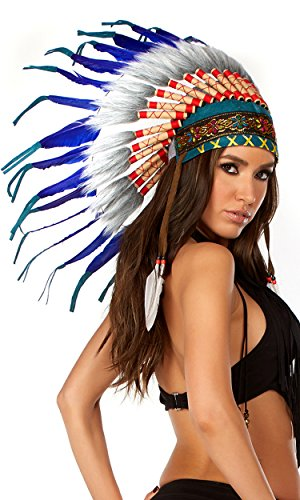 Forpl (Halloween Indian Headdress)