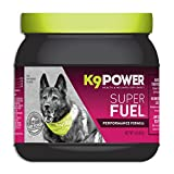 K9-Power Super Fuel - Energy and Muscle Nutritional Supplement for Active Dogs