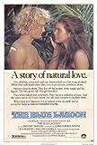 Blue Lagoon POSTER Movie (27 x 40 Inches - 69cm x 102cm) (1980)