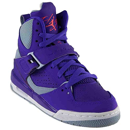 brand new 61ba0 c3b87 Nike Jordan Flight 45 High IP GG, Espadrilles de Basket-Ball Fille   Amazon.fr  Chaussures et Sacs