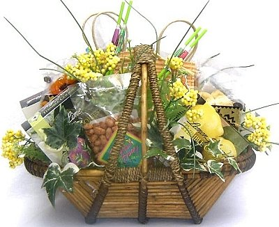 Gift Basket Village Tropical Gift Basket