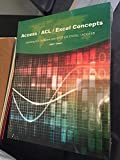 img - for Access/ACL/Excel Concepts book / textbook / text book