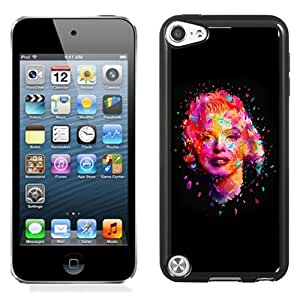 Monroe Artwork Durable High Quality iPod 5 Phone Case