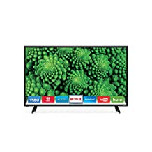 "VIZIO D39f-E1 1080p Smart LED Television (2017) 39"", Black"
