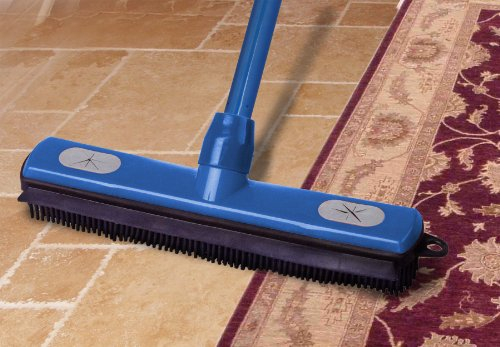 Superior Performance Silicone Push Broom - 208