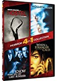 4-in-1 Horror Collection - Hostel/Hollow Man/I Know What You Did Last Summer/When A Stranger Calls by Mill Creek Entertainment