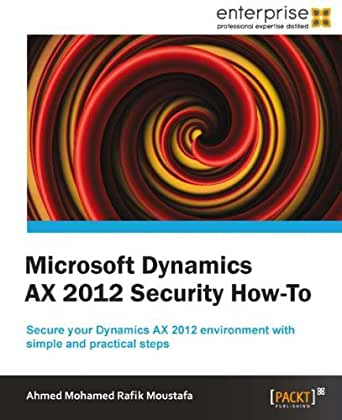 Microsoft Dynamics Ax 2009 Administration Ebook