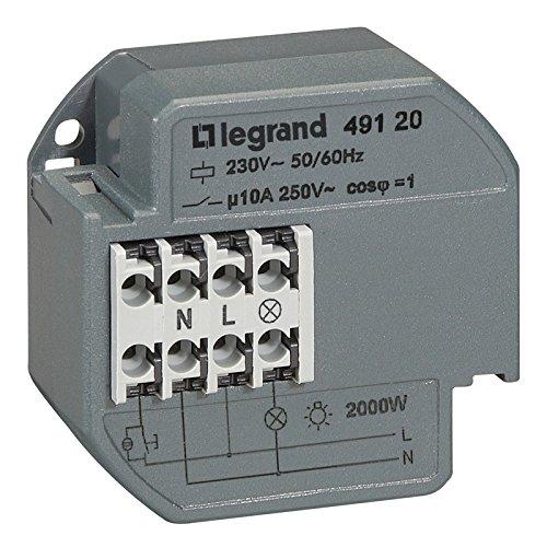 Legrand 049120 FERNSCHALTER UP