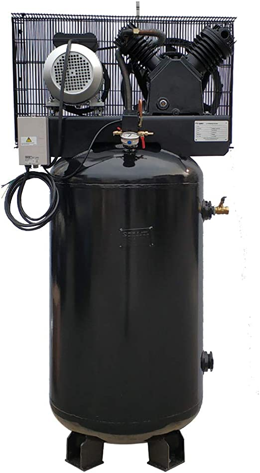 HPDAVV  Stationary Air Compressors product image 1