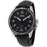 Oris Men's 73577064494LS Analog Display Swiss Automatic Black Watch