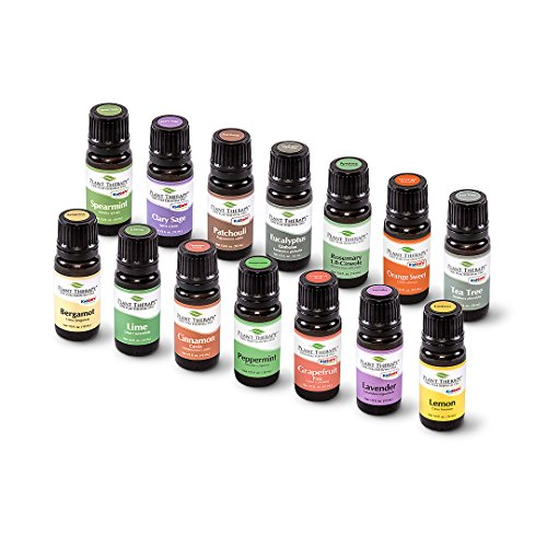 Plant-Therapy-Top-14-Essential-Oil-Set-Includes-100-Pure-Undiluted-Therapeutic-Grade-Oils-10-mL-each