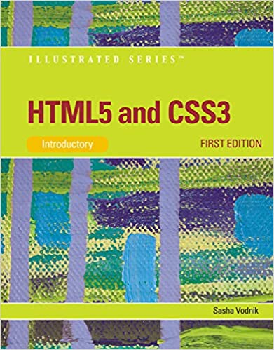 Html5 And Css3 Illustrated Introductory Sasha Vodnik