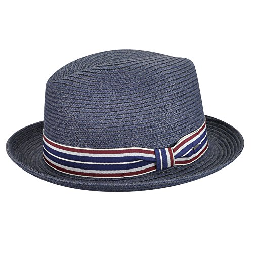 Bailey of Hollywood Men's Salem, Navy, Large