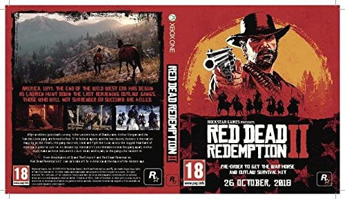 Red Dead Redemption 2 - Xbox One [Importación francesa]: Amazon.es: Videojuegos