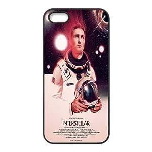 Steve-Brady Phone case Movie Interstellar For Apple Iphone 5 5S Cases Pattern-6