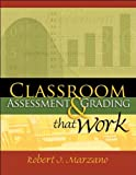 img - for R. J. Marzano's (Classroom Assessment & Grading That Work [Paperback])(2006) book / textbook / text book