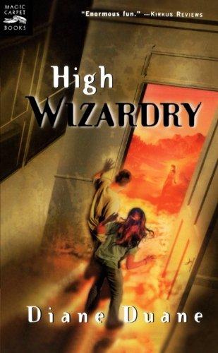 Download High Wizardry (Young Wizard's Series) pdf